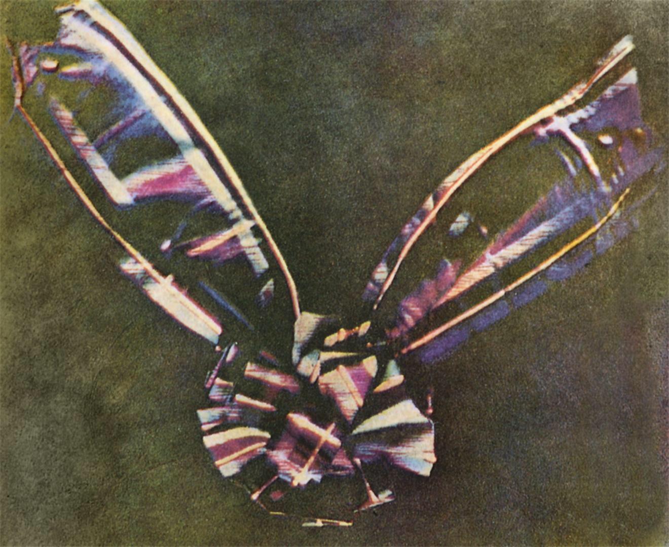 Первое фото в цвете