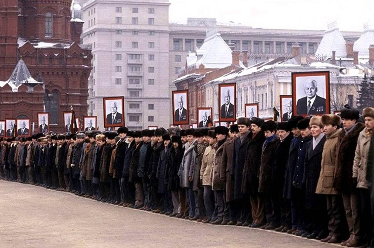 the-funeral-of-konstantin-chernenko-moscow-yuri-abramochkin-1985