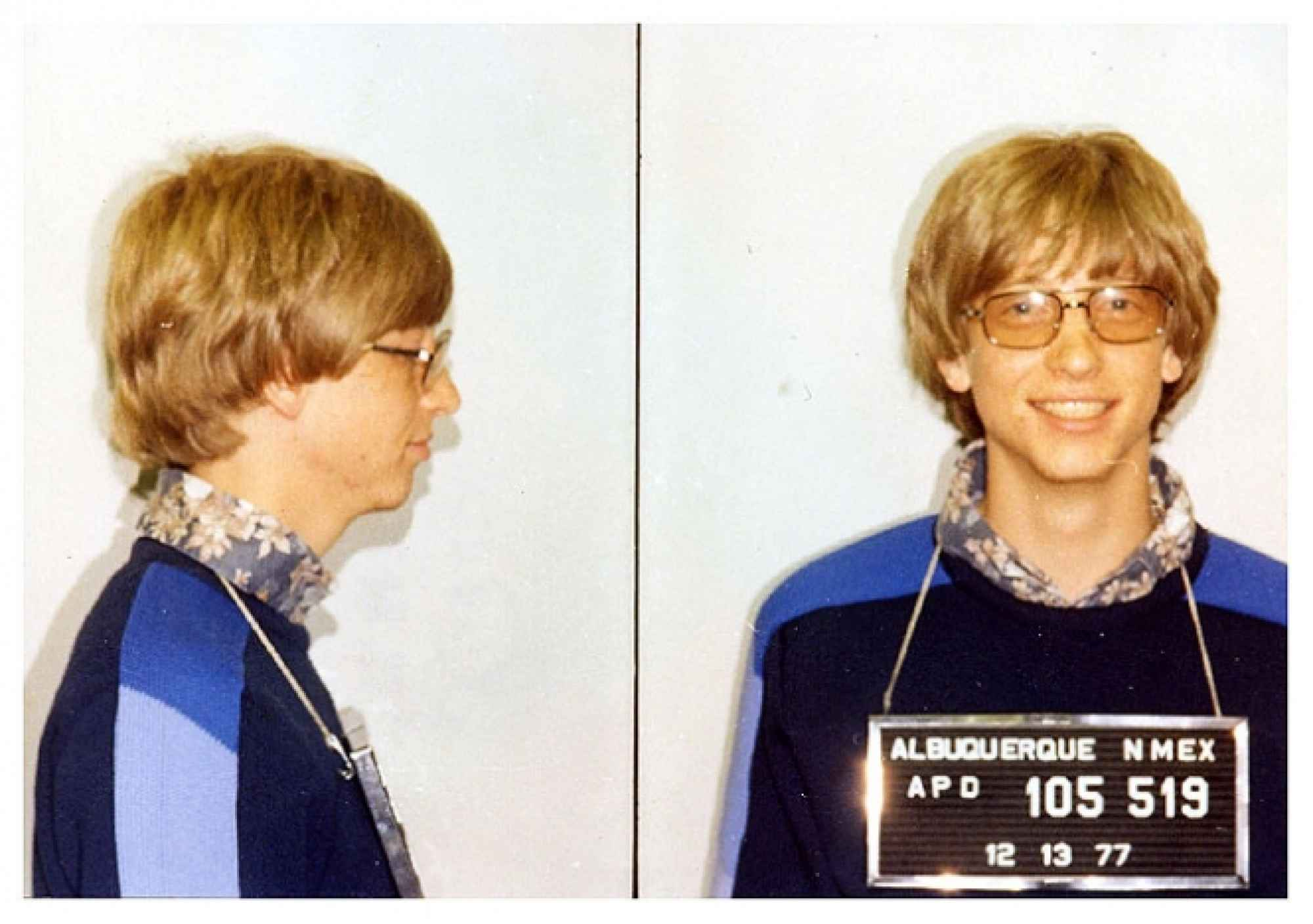 bill-gates-arrested-for-driving-without-a-license-1977