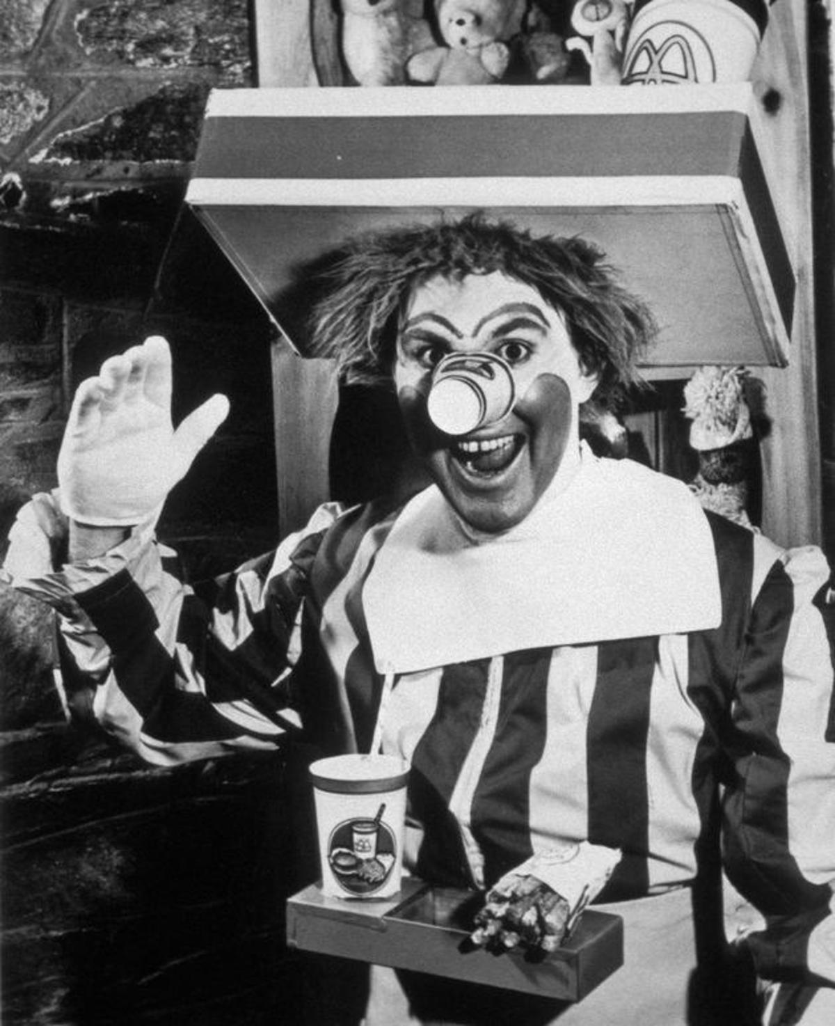the-original-ronald-clown-of-mcdonald's-in-1963