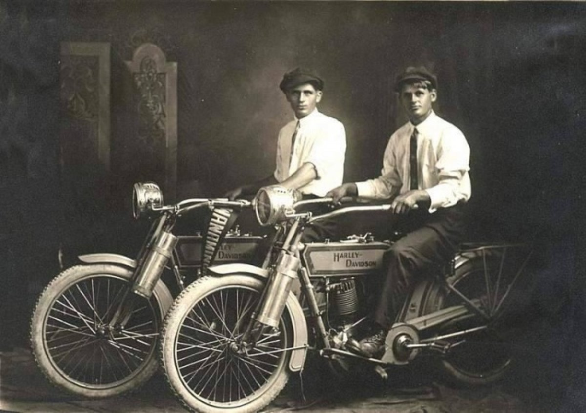 william-harley-and-arthur-davidson-1914