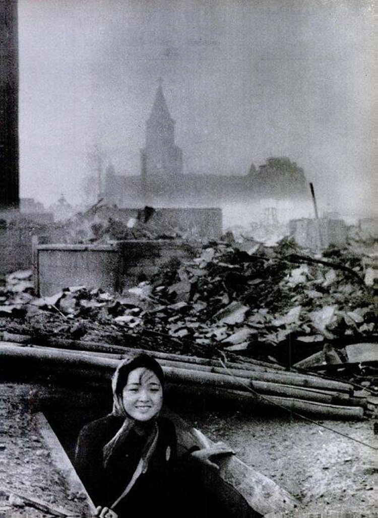 a-woman-who-survived-the-nagasaki-bombing-1945