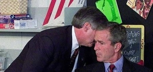president-george-w-bush-first-hearing-of-the-september-11-2001-attacks-while-reading-to-children