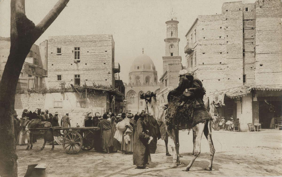 Cairo, 1916