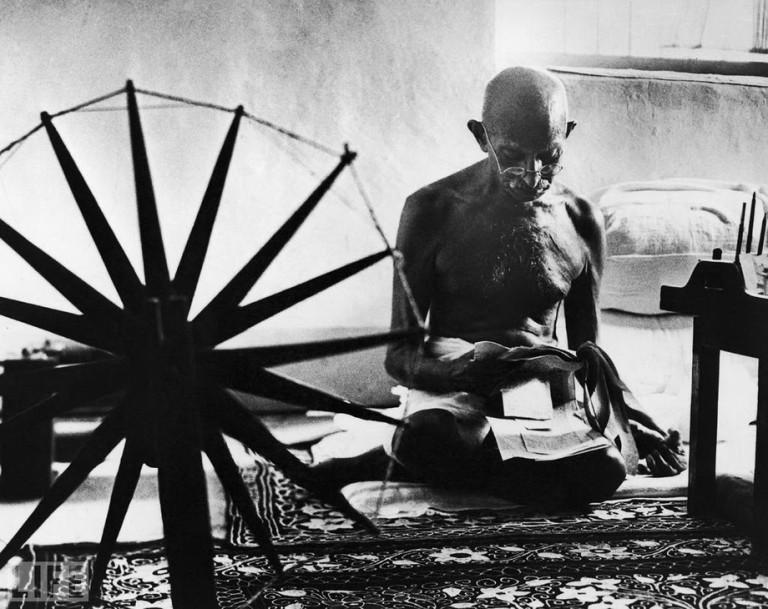the methods of gandhi