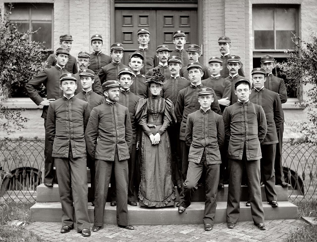 U.S. Naval Academy, Class of 1894