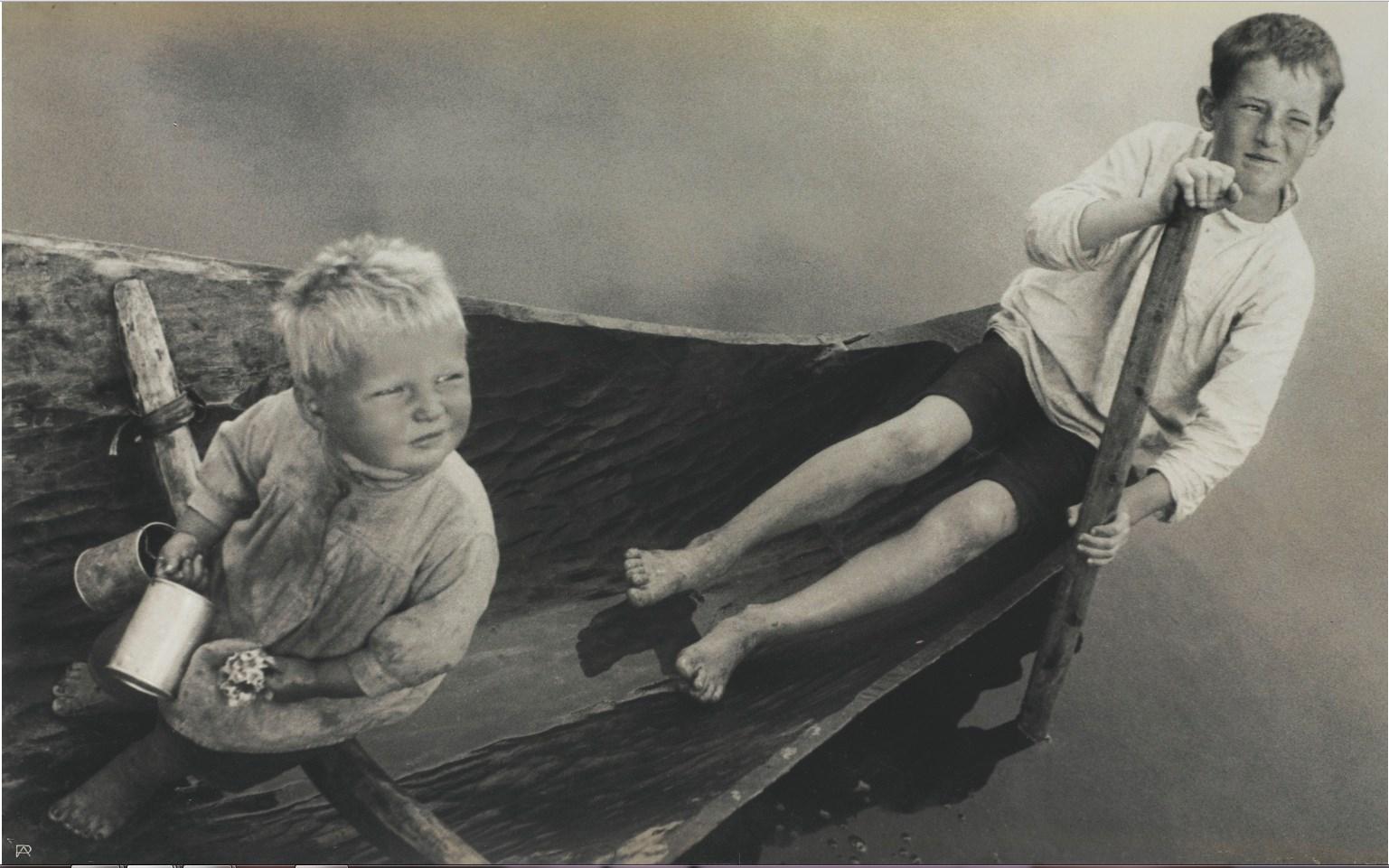 «За червями». Карелия. Александр Родченко. 1933